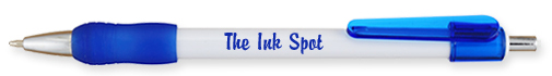 Promotional SNAP Rubber Grip Pens