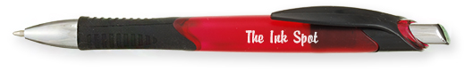 Cosmo Promotional Rubber Grip Pens