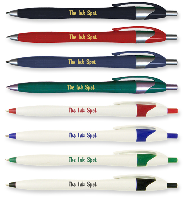 personalized Hour Glass Pens