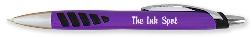 Promotional Rubber Grip Pens