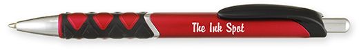 Personalized Nobel Grip Retractable Pens