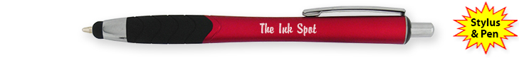 Promotional Carefree Stylus and Pen Combo